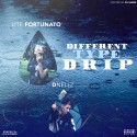 Dnellz & Lite Fortunato - Different Type Drip mixtape cover art
