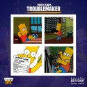 Drew Rapz - Troublemaker  mixtape cover art