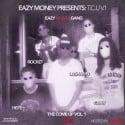 EazyMoneyGang - The Come Up mixtape cover art