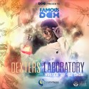 Famous Dex - Dexters Laboratory mixtape cover art