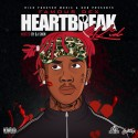 Famous Dex - Heartbreak Kid mixtape cover art