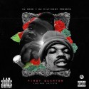#FirstQuarter  mixtape cover art