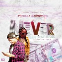 FYT Nizzle & IamShannyShan - Never Been Done Before mixtape cover art