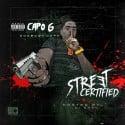 Godbody Capo - Streets Certified  mixtape cover art