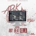 Gudda XL - ABK mixtape cover art