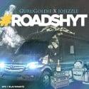 Guru Goldie & JoJizzle - #RoadShyt mixtape cover art