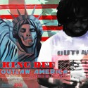 King Dee - Outlaw America mixtape cover art