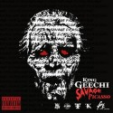 King Geechi - Savage Picasso mixtape cover art