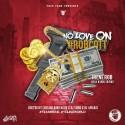 King Irene - No Love On Robcott mixtape cover art