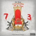 King Yella - Clout King The Album mixtape cover art
