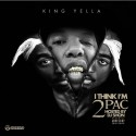 King Yella - I Think I'm 2pac mixtape cover art