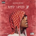 Lil Justo - Justo World 3 mixtape cover art
