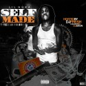 Lil Nuka - Self Made mixtape cover art