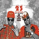 LNM & M.E. Da Great - 23 The Mixtape mixtape cover art