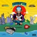 Lunatic Valor - Corrupted MP3 Files mixtape cover art
