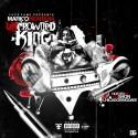Marko Montana - Uncrowned King mixtape cover art