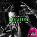 Moe Ricee - Dreams mixtape cover art