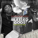 Mpyre Frank & Kye Billyion - Blessed Gods mixtape cover art