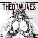 Murda Mal - The Don Lives mixtape cover art