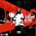 OsoThaSavage - #FullTimeGrind2 (No Days Off) mixtape cover art
