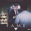 Richie Wes - F.A.M.E mixtape cover art
