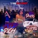 Rio Dinero - Hood Rich mixtape cover art