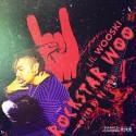 Lil W00ski - Rockstar W00 mixtape cover art