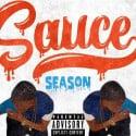 Skinni Minnie - Sauce Season mixtape cover art