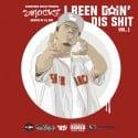 Smackz - I Been Doin Dis Shit mixtape cover art