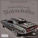 Smeezy Dinero, BCash & Tae Mula - Untouchables mixtape cover art