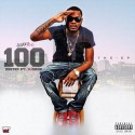 Spiff100 - 100 The Mixtape mixtape cover art
