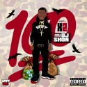 Spiff100 - 100x2 mixtape cover art