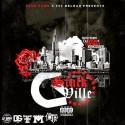 Que Gutta - StalkGVille mixtape cover art