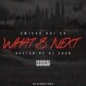 Swisha Boi CQ - What's Next mixtape cover art