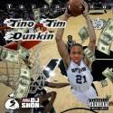 Tarantino - #TinoTimDunkin mixtape cover art