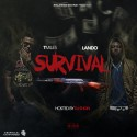 TMiles & Lando - Survival mixtape cover art