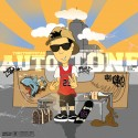 ToneTroppStar - Auto-Tone mixtape cover art