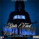Top Shotta - Shots Fired Shots Landed mixtape cover art