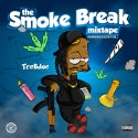 TreBdoe - The Smoke Break (Paraphernalia Activity Vol.1) mixtape cover art