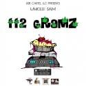 Uncle Sam - 112 Gramz mixtape cover art