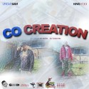 Uncle Sam & King Yodi - Co Creation mixtape cover art