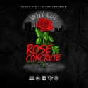 Why Cue - Rose From The Concrete mixtape cover art