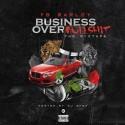 YBMarley - Business Over Bullshit mixtape cover art