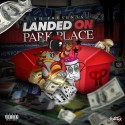 YH - Landed On Park Place mixtape cover art