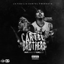 Yung Leo & Chulo Bandz - Cartel Brothers mixtape cover art