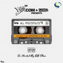 Yung Nation - All Freestyles 4 mixtape cover art