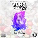 Yung Nervo - The Hobby mixtape cover art