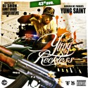 Yung Saint - Yung & Reckless mixtape cover art