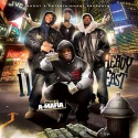 Heavy In The East 11 (Hosted By A-Mafia) mixtape cover art