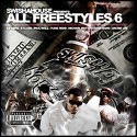 All Freestyles 6 mixtape cover art